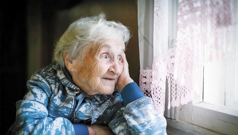 Los miedos en el adulto mayor